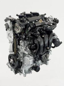 Új Toyota Yaris - Motor