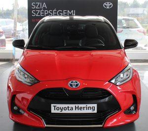 Új Toyota Yaris