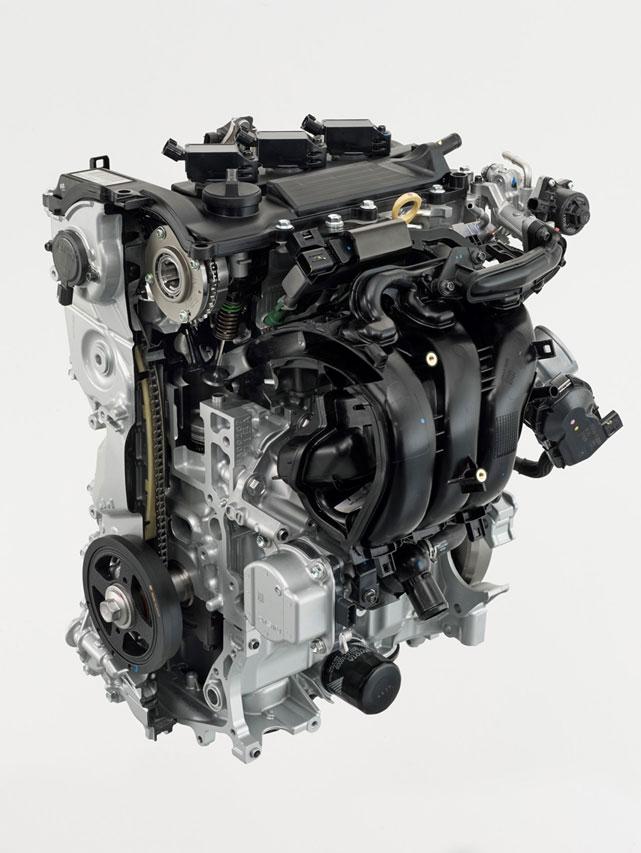 Új Toyota Yaris 1.5 Hybrid Dynamic Force motor