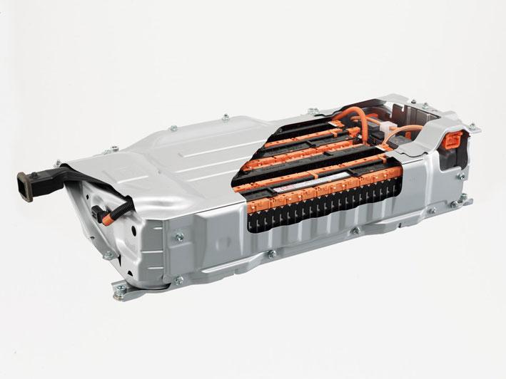Új Toyota Yaris akkumulátor